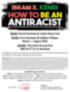 Flier - How to Be an Antiracist - 2020.j