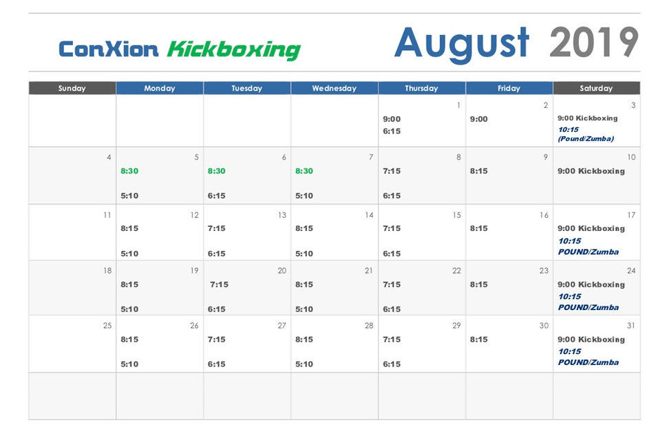 August Kickboxing schedule.jpg