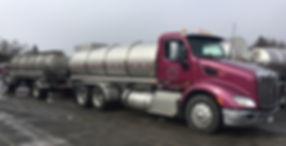 Spring Water Truck & Trailer