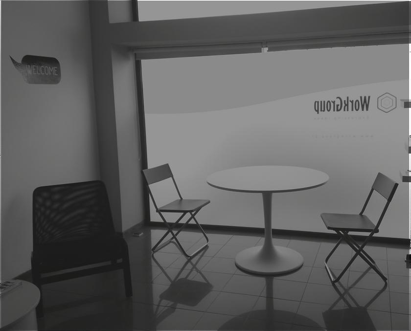 Sala da empresa workgroup