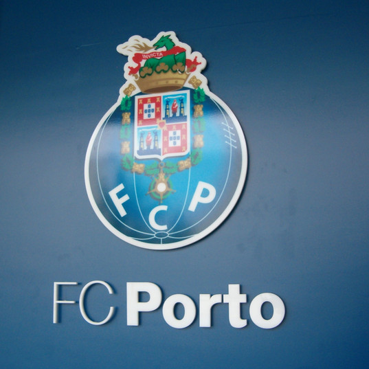 Logotipo do futebol clube do Porto