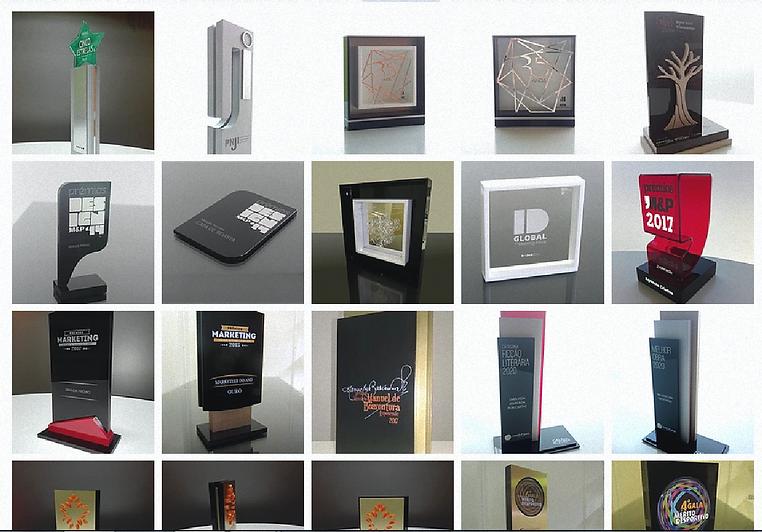 Galeria de prémios