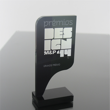 Troféu Design - Workmedia - M&P