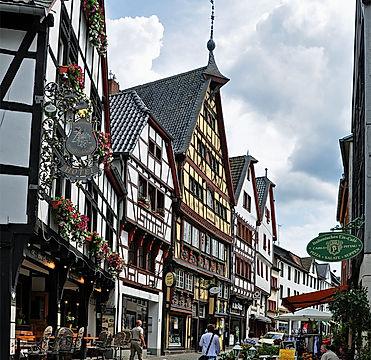 Bad Munstereifel Euskirchen Hotel Landhauszeit