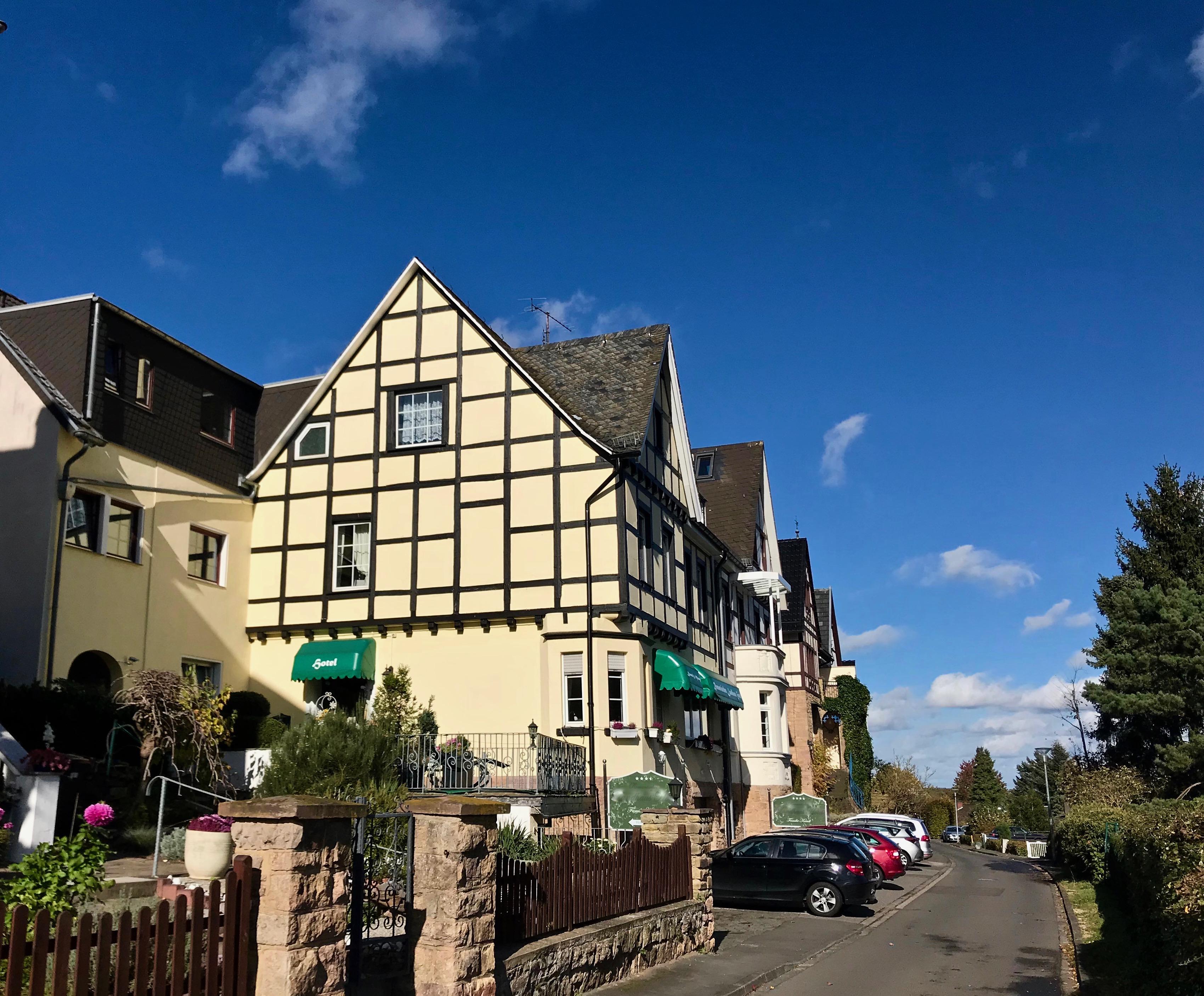 Bad Münstereifel Euskirchen Hotel Landhauszeit