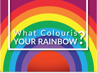 What Colour Is Your RAINBOW?