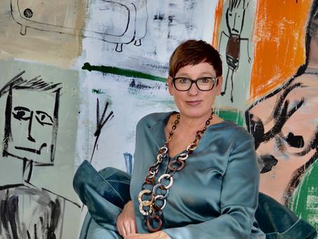 SABINE BROEKMANN  Kunstberaterin seit `92