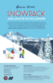 SnowPack_AvalancheScholarship_Poster_201