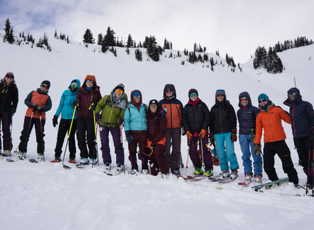 The 2nd Annual Snowpack Avalanche Scholarship