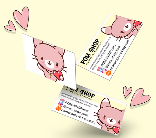 Business Card Print Service: We will print your own designs!