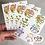 Thumbnail: Thank You Sticker @Budgiepuff Design【24 stickers】
