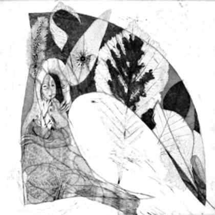 Dana Raduslecu - Sirène des bois