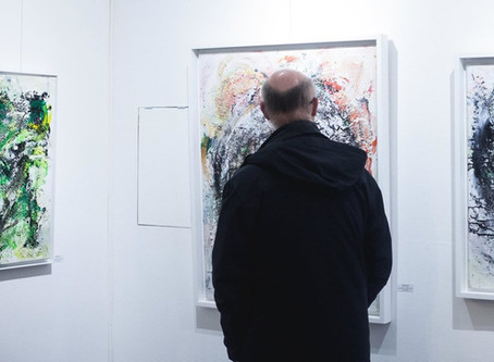 """Vernissage de l'exposition """"Sans Forme"""""""