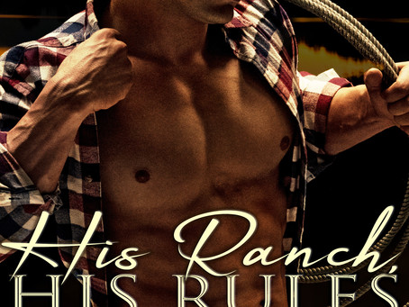 His Ranch His Rules nabs a top 50 spot on Amazon