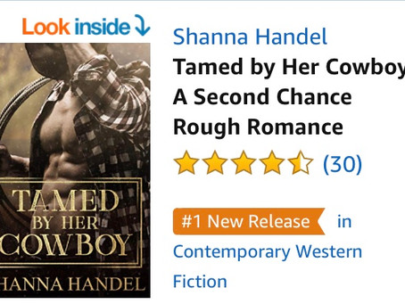 Tamed ropes in a #1 New Release Spot