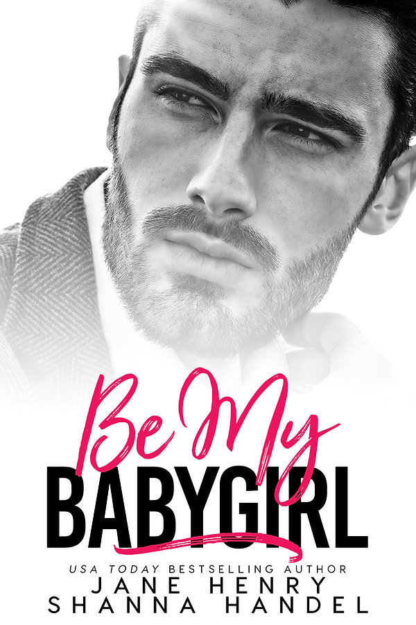 Be My Babygirl  Ecover.jpg