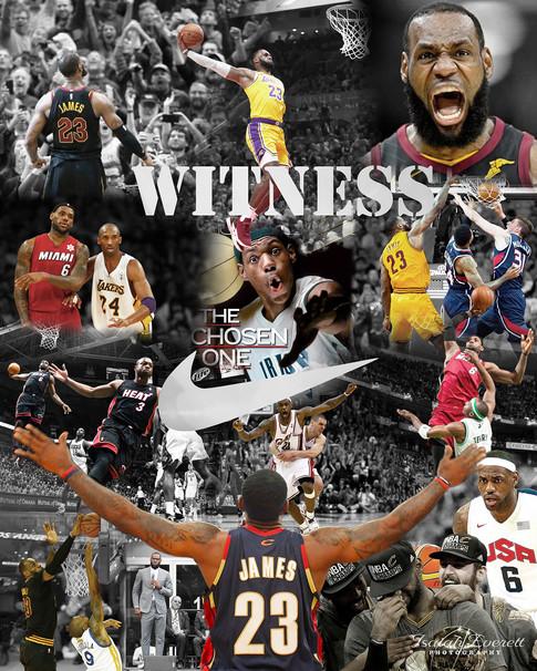 LeBron James Witness