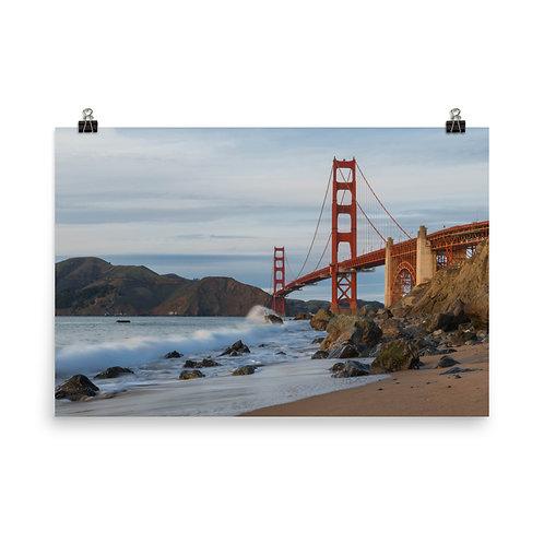 Beach Views of the Golden Gate