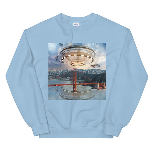 Golden Gate Crewneck