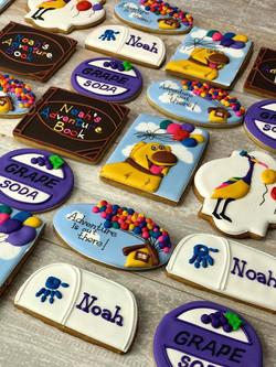 UP Cookies