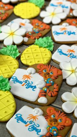 Corporate cookie set