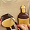 Thumbnail: Wine cookies (Beginners): wine bottle & 2 glasses
