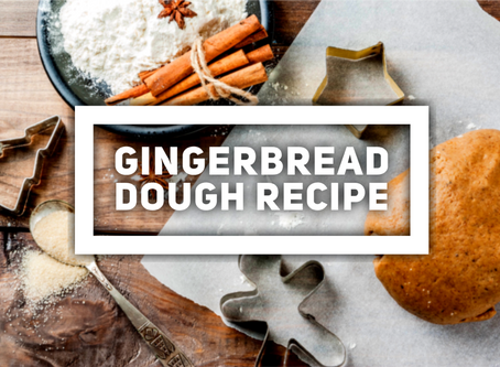 Gingerbread. All you need to know about this cookie flavor