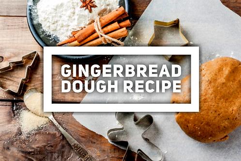Gingerbread dough recipe