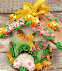 Cookie Birdhouse