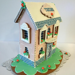 Sophisticated Cookie House