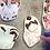 Thumbnail: Ballerina Princess & Unicorn cookies