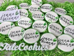 Aquarelle logo cookies