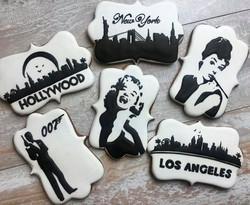 Hollywood cookies
