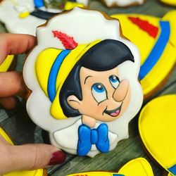 Pinoccio cookie