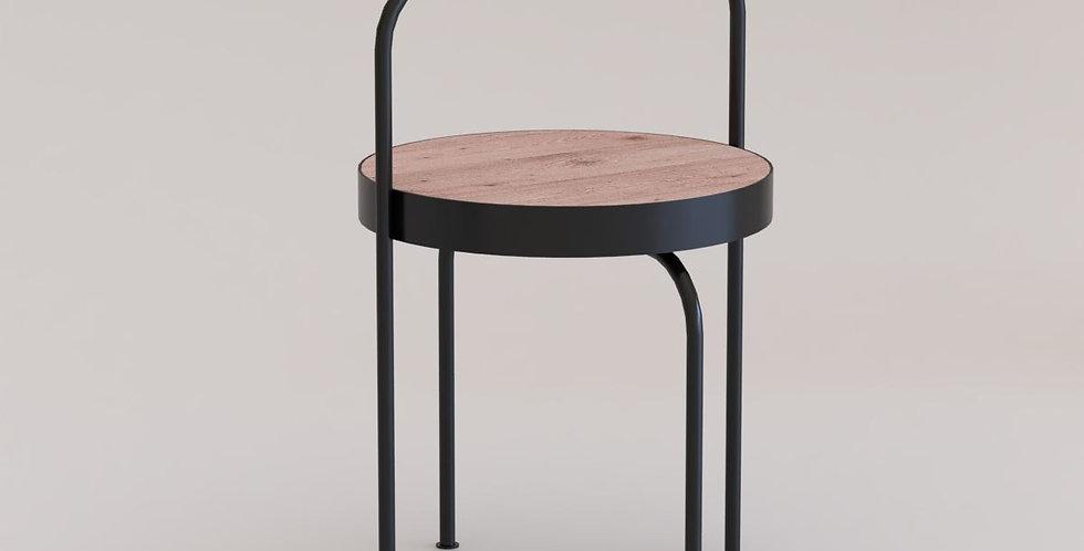 Hotel Guestroom Side Table (S) / HGW-034-B