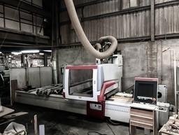 Wood Working - Wood Cabinet CNC Machine.