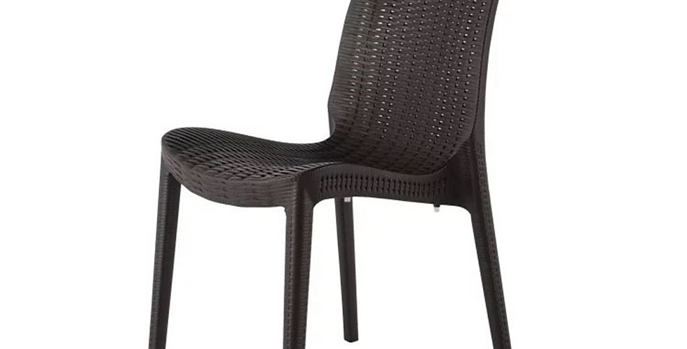 RUE, the rattan looking dining chair / PCH-7025