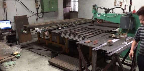 Metal Working Machine