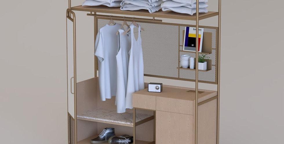 Hotel Guestroom Wardrobe / HGW-030-A