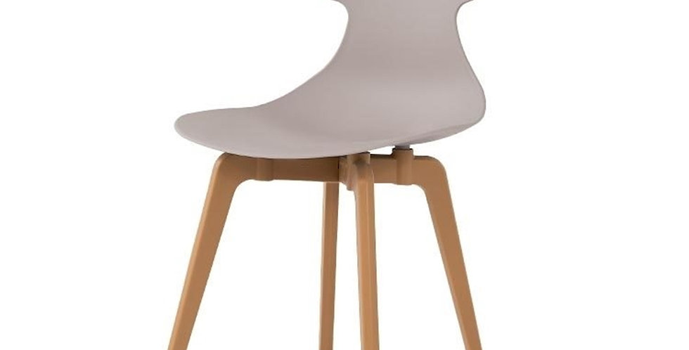 WHALE, the dining chair / PCH-7065D