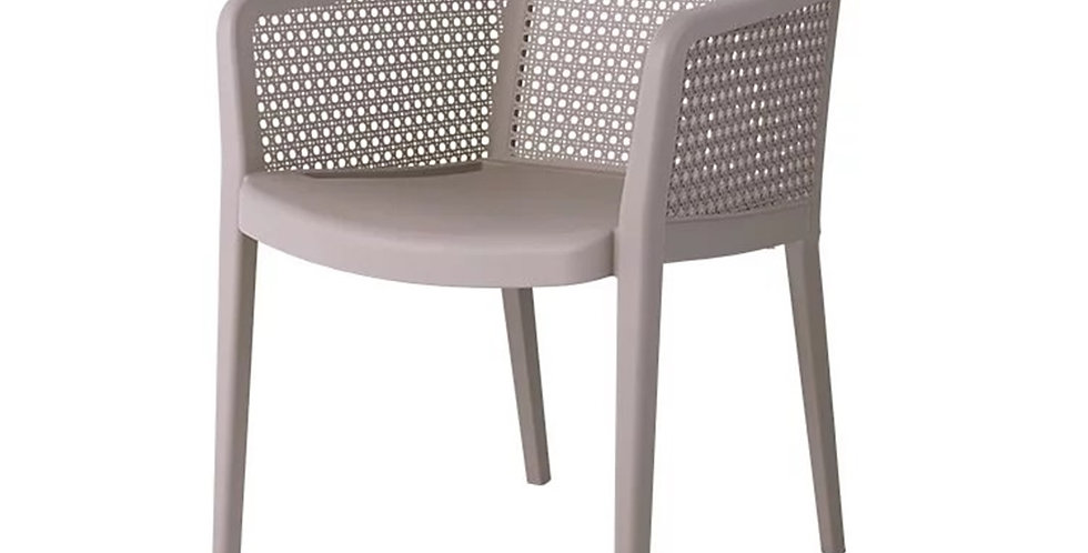 GRACE, the rattan looking dining arm chair / PCH-7028