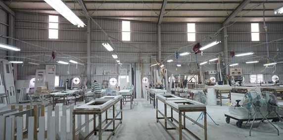 Marble Working Space