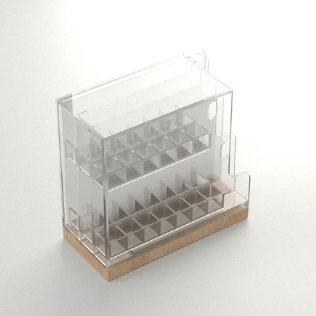 2020 Spring New Product - Cosmetic Organizer