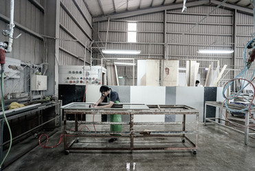 Marble Working - Tabletop Furnishing Lin