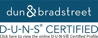 D-U-N-S® Certification is received!