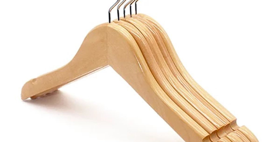 Standard Wooden Cloth Hanger - Kid / WH-010KO Origin