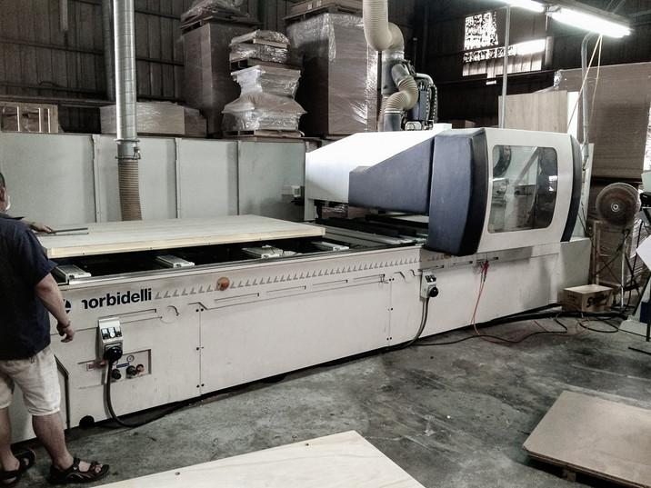 Wood Working - Wood Board CNC Machine.jp
