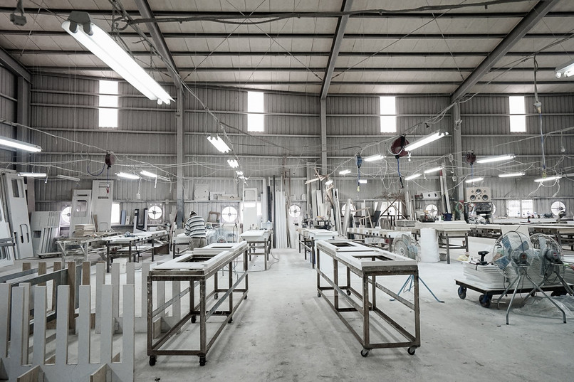 Marble Working - Surface Furnishing Line