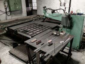 Metal Working - Wire Mesh Welding Machin