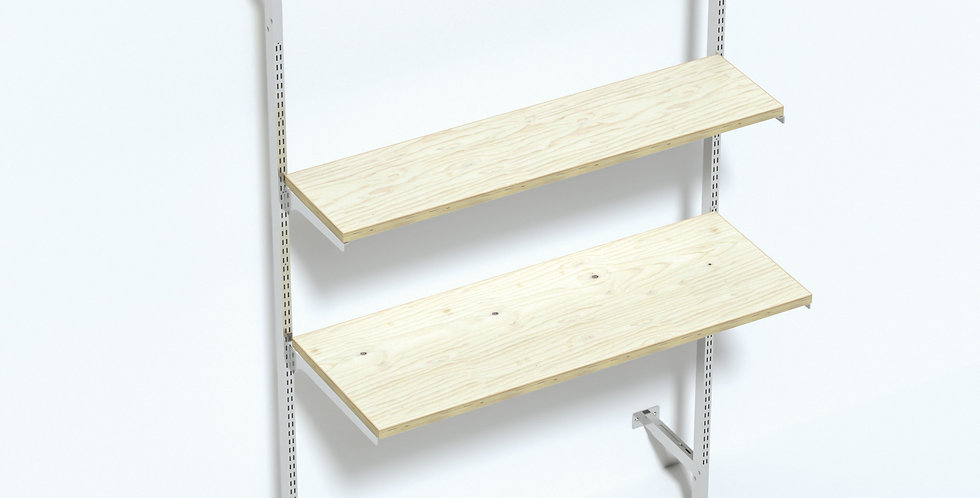 IVY - Wooden Shelf